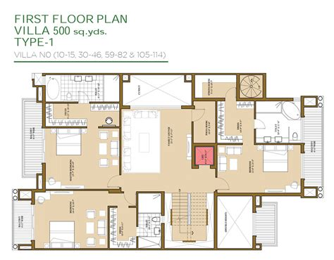 500 square yards house plan gharplans pk 500 square yard house plan 28 images 500 square yards