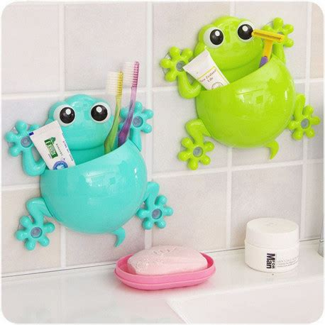 cute bathroom accessories cute animal frog bathroom accessories lazaara