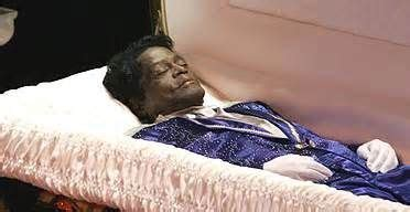 dead celebrities in open caskets james brown autopsy photo yahoo image search results