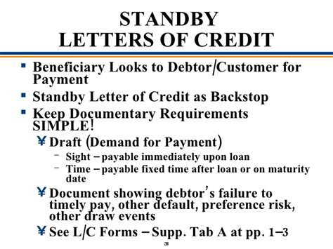 Letter Of Credit At Sight Draft sle letter of credit sight draft 28 images incoterms methods of payment in international