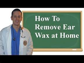 how to remove ear wax safely at home 17 best images about ears on clogged ears to
