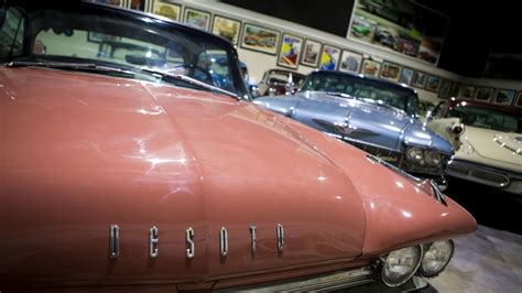 Auto Museum by New Fort Lauderdale Auto Museum Features Classic Cars
