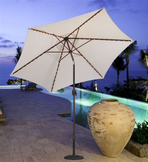 Tropilight Patio Umbrella Tropilight Patio Umbrella Umbrella Stand Patio Umbrella Tropishade Tropilight Led Tropishade