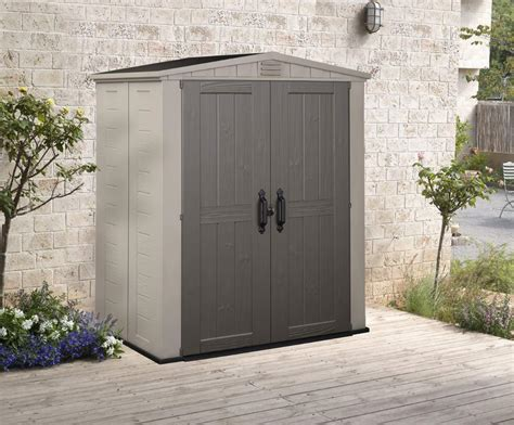 Keter Garden Shed by Keter Factor 6 X 3 Shed Ofc63 860 00 Landera