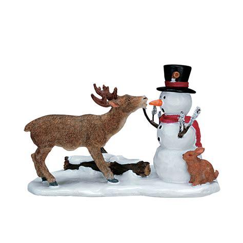 lemax village collection christmas village figurine snack