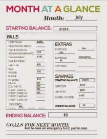 month at a glance calendar template monthly budget at a glance template calendar template 2016