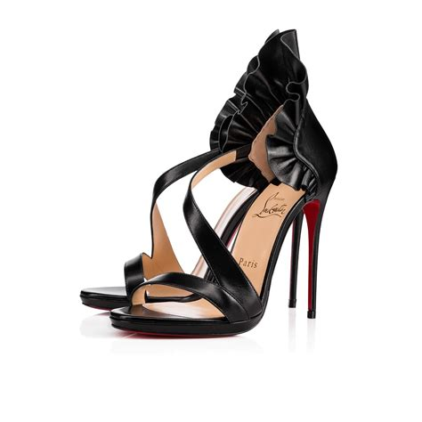 Shine On In The Shine Patent Leather Dorsay From Davis By Ruthie Davis Shoewawa by Christian Louboutin Harler 100 Patent Leather Ankle Cuff