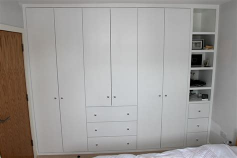 Fitted Wardrobe Shelves by Wardrobe Company Floating Shelves Boockcase Cupboards