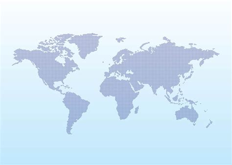 free vector map dotted world map vector