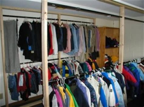 Community Clothing Closet by Clothes Closet Community Missions Inc