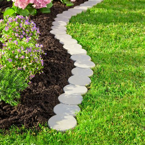 Garden Edging Stones by Buy Variable Edging Stones Set Of 12
