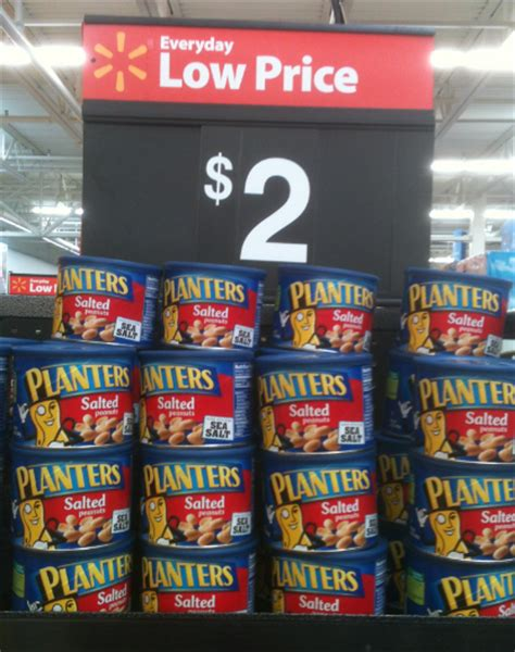 planters at walmart planters peanuts only 1 50 at walmart