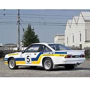 1981 Opel Manta 400 Group B Rally Race Racing H Wallpaper