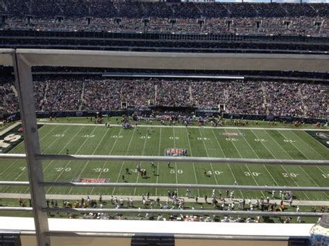 nys section 4 football metlife stadium interactive seating plan