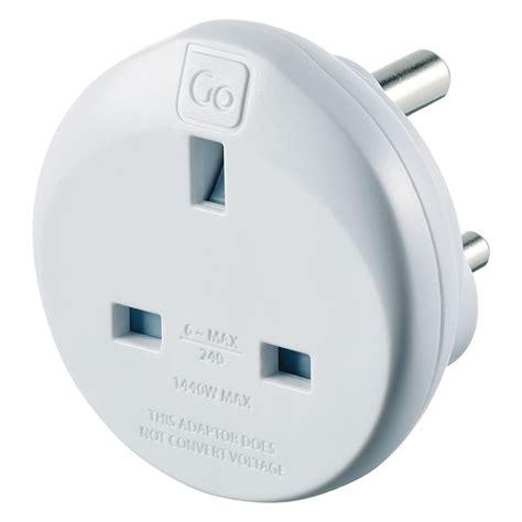 uk  india travel plug adapter converter buy