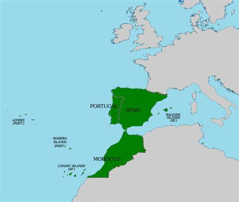 espana y africa mapa espana y africa mapa 28 images relaciones entre espa