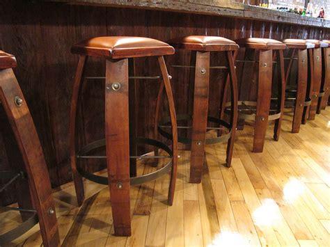 Bourbon Barrel Bar Stools by Pop Preview Smoke Barrel Bbq Bourbon Popville