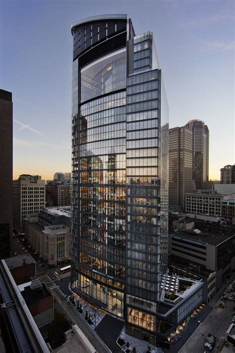 building design construction pnc s breathing tower redefines the modern office