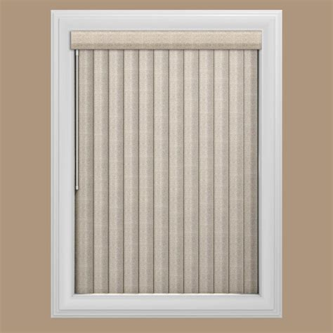 bali blinds bali cut to size vertical blinds blinds window treatments the home depot