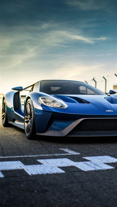 wallpaper ford gt  cars supercar ford