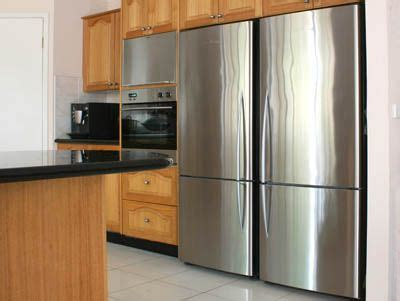 Two Fridges In Kitchen - hello fridges goodbye fridge in the