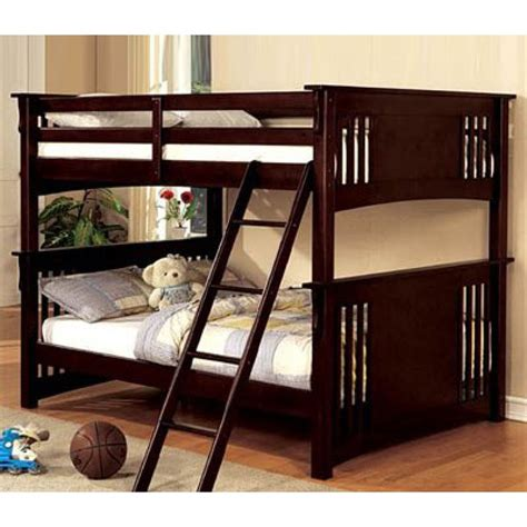full bed bunk beds full over full bunk beds full size