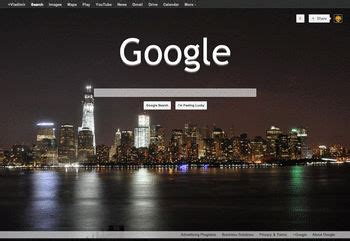 google themes live google to google themes and skins userstyles org