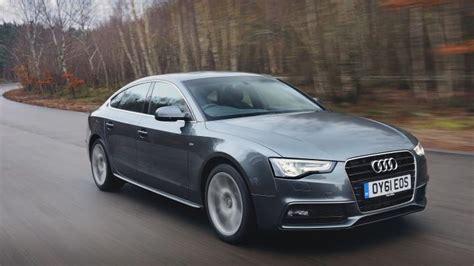 audi a5 5 porte audi a5 sportback hatchback review carbuyer