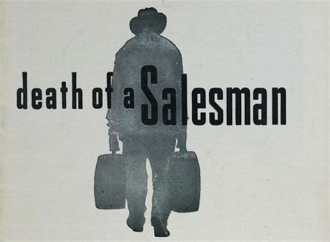 death of a salesman play theme life of a salesman nytimes com