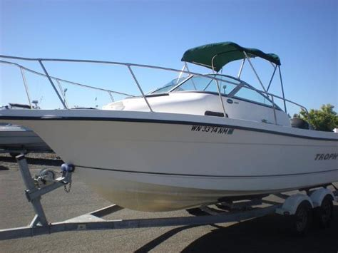 trophy boats vancouver bayliner boats for sale in washington united states 11