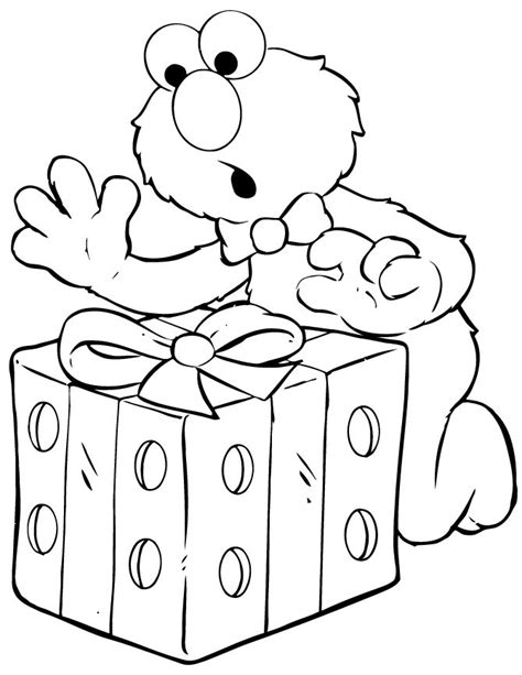 elmo coloring pages birthday 74 best kids birthday images on pinterest coloring book
