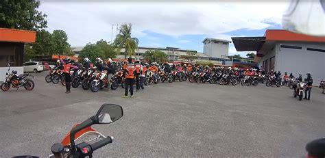 Ktm Malaysia To Thailand I Moto Ktm Malaysia Ckd Ride To Songkla Bike Week 2015