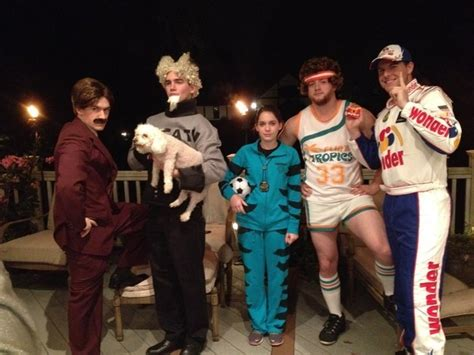 will ferrell kicking and screaming costume 27 insanely creative halloween costumes every movie lover