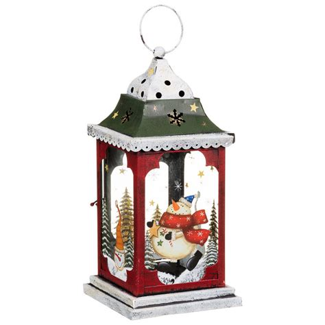 decorative ornaments for the home uk snowman christmas lantern christmas decorations b m