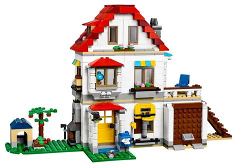 Prix Maison Familiale by Lego Creator 31069 Pas Cher La Maison Familiale