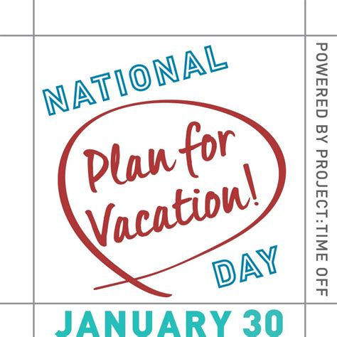 day getaway ctm media joins project time to celebrate national plan for vacation day