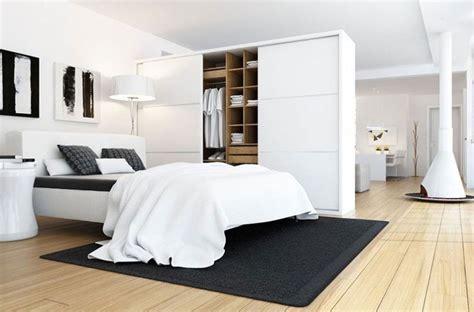 Wardrobe Dividers by Room Divider Wardrobe Bedroom