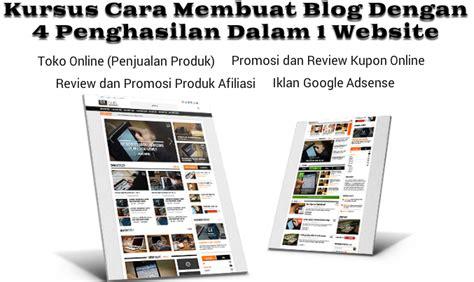 cara membuat blog sendiri di internet forum studi islam cara membuat blog toko online iklan