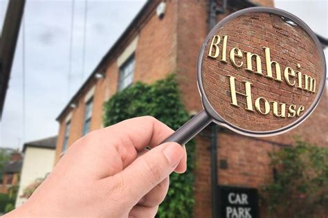 Secret Service Background Check Secret Service Checks Out Posh Restaurant Blenheim House Hotel In Etwall Derby