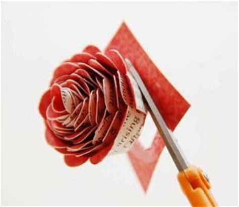 cara membuat bunga dari kertas berwarna kreasi kerajinan bunga dari kertaskreasi dan kerajinan