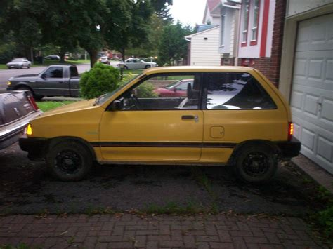 how to learn about cars 1990 ford festiva instrument cluster 1990 ford festiva information and photos zombiedrive