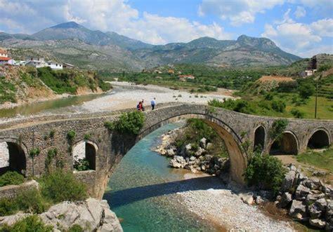 ottoman albania the spectacular mesi bridge near drishti is the longest