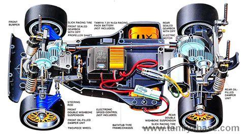 Lock Gearbox 2 Part Original Tamiya ta02sw tamiya chassis database tamiyabase