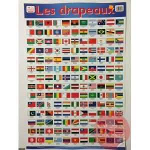 Poster Educatif La Carte Du Monde