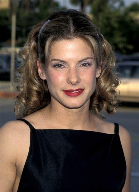 Sandra Bullock's hair evolution   TODAY.com