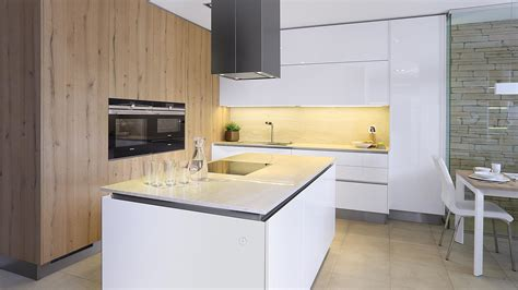 Modern Kitchen With Island by Exclusive