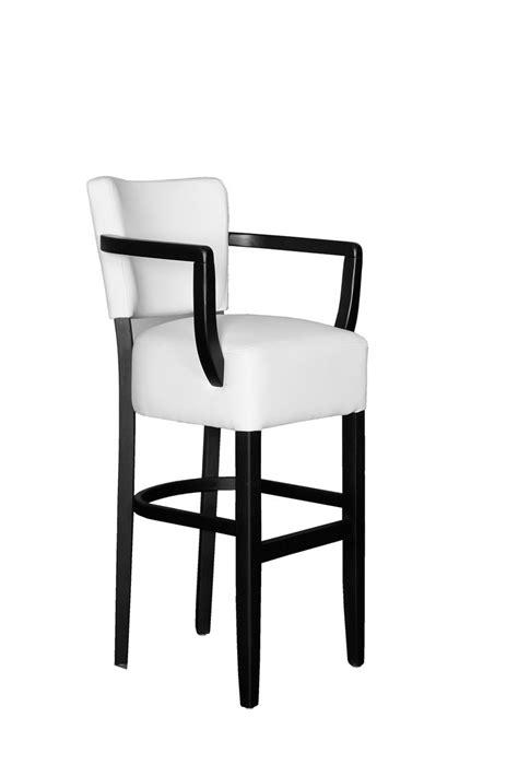 chaise de bar avec accoudoirs moove tabouret de bar