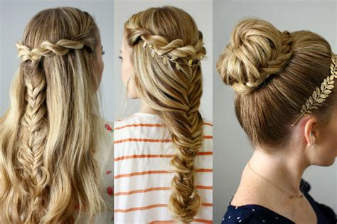 hairstyles hair for school 3 back to school hairstyles