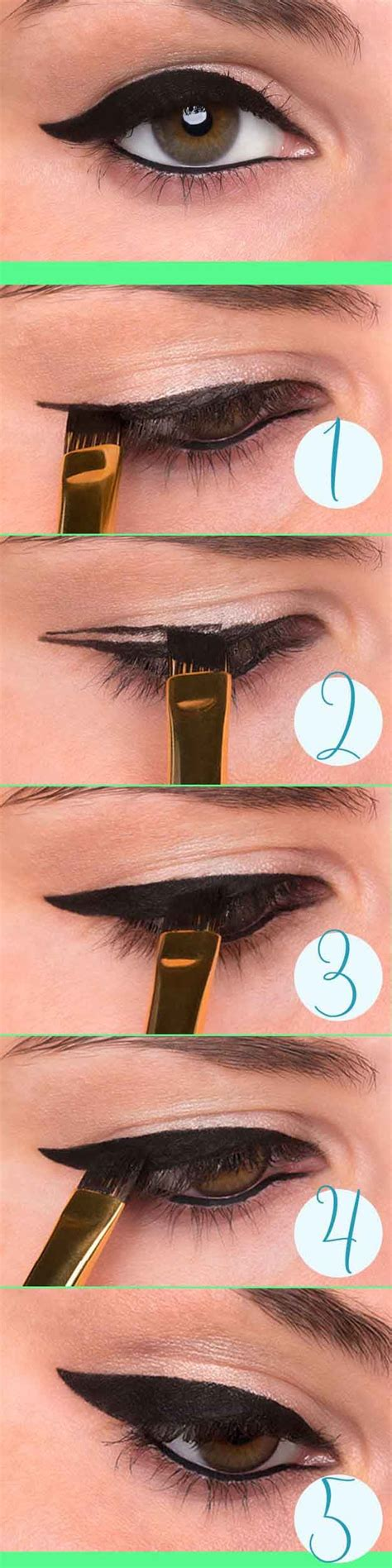 eyeliner tutorial with spoon the 25 best ideas about eyeliner spoon on pinterest how