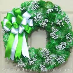 irische dekoration charm st s day wreath